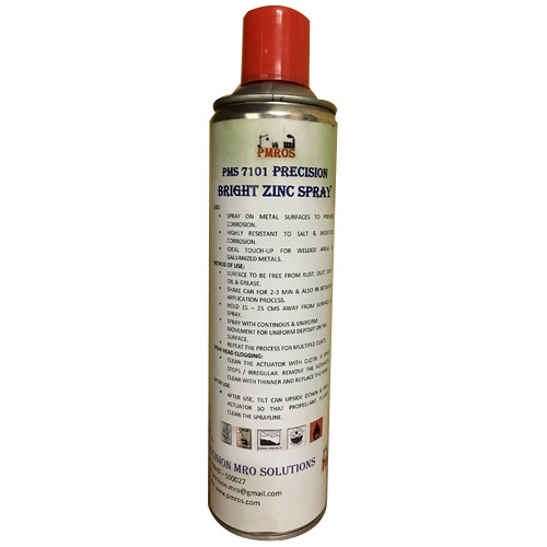 Bright Zinc Spray