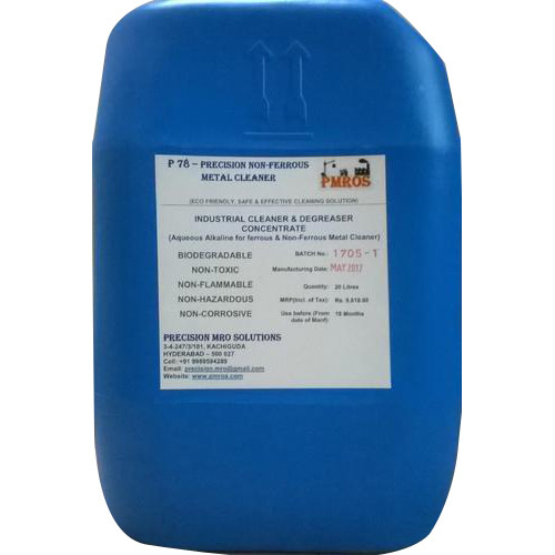 Non Ferrous Metal Cleaner