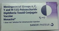 Meningococcal polysaccharide Diphtheria Toxoid Conjugate Vaccine