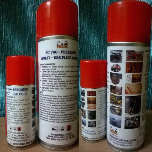 Rust Lubricant Spray