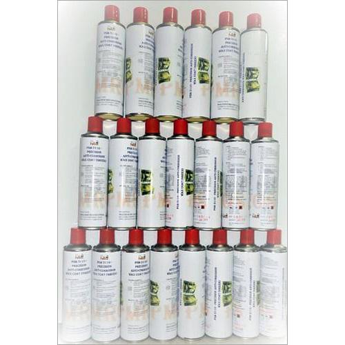 Anti Corrosive Wax Coat