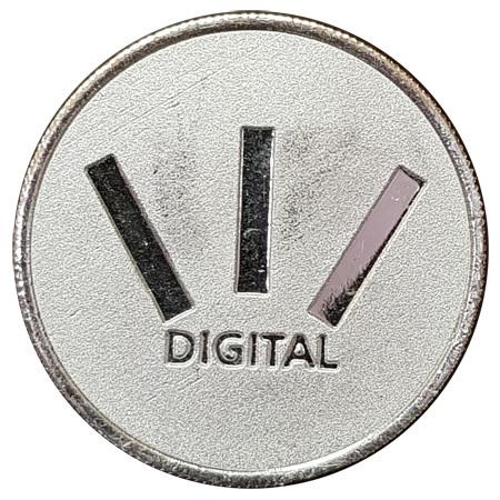 Round Coin Dye