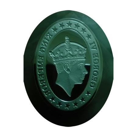 Brass Coin Dye