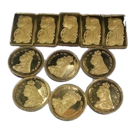 Gold Bullion Coin
