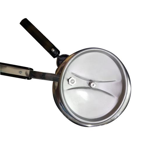 Flat Base Aluminum Pressure Cooker