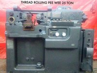 THREAD ROLLING MACHINE PEE WEE 25 TON