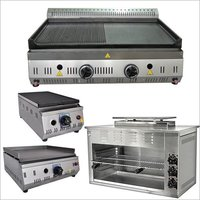 Stainless Steel Kitchen Gas Grills
