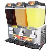 Semi Automatic Slush Machine