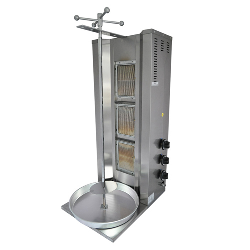 Manual Gas Kebab Machine