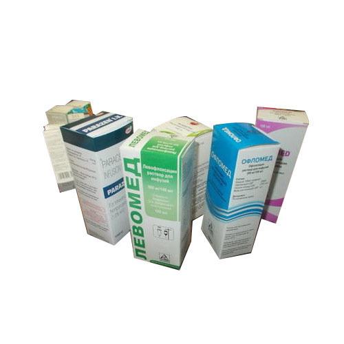Cartons for Pharma Industry