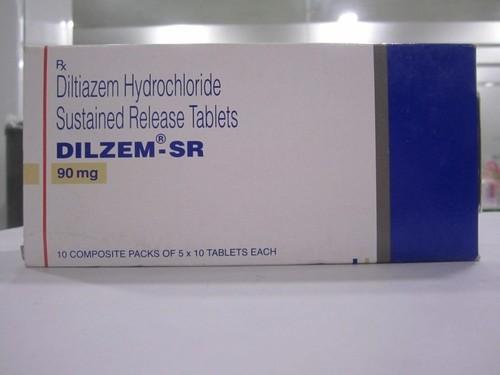 Diltiazem HCI Tablet