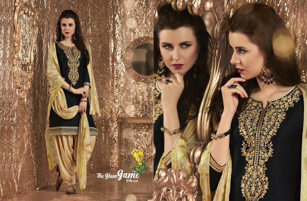 Punjabi Patiyala Designer Suits