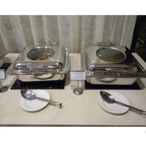 Stainless Steel Induction Buffet