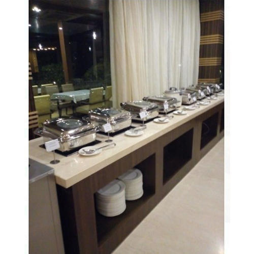 Induction Buffet Tables