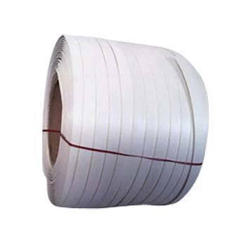 White Plastic Strap Roll