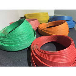 Multicolor Plastic Box Strap Roll