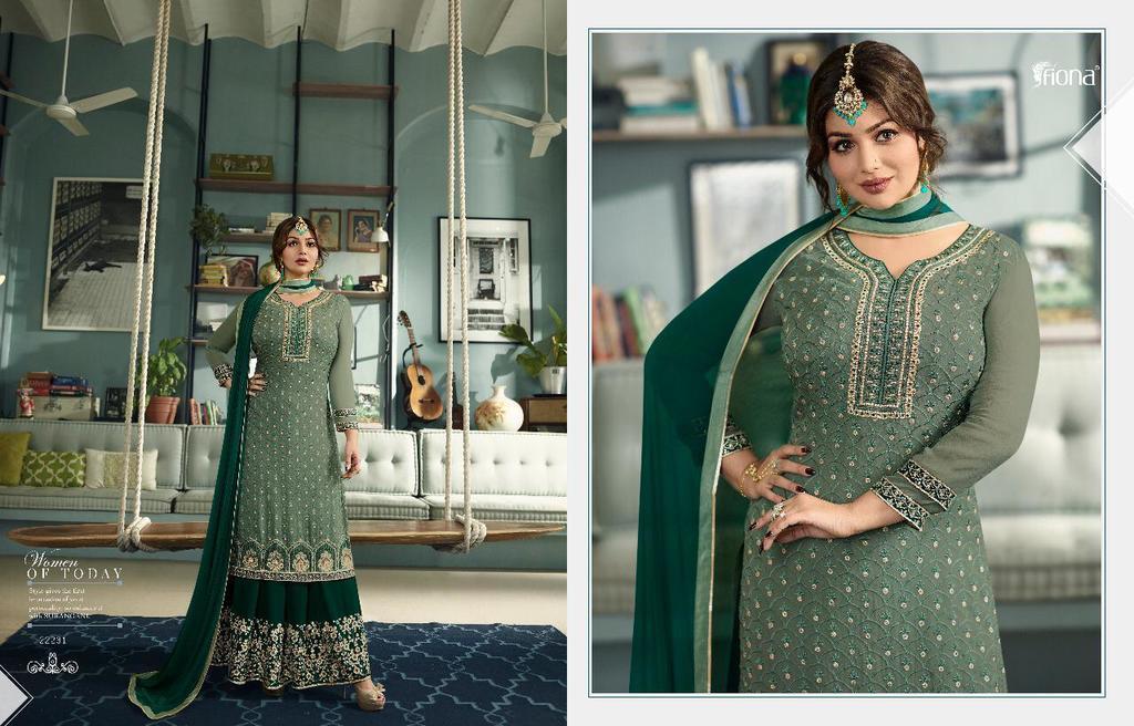 Party Wear Designer Sharara Suits