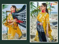 Fancy Printed Salwar Suits