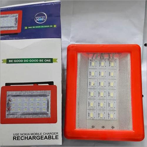 Rechargeable Emergency Light (Halogen)