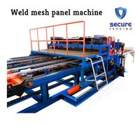 Concrete Reinforcement Mesh Machine