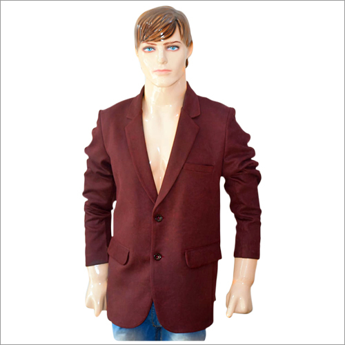 Men Brown Blazer