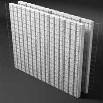 Reinforced Concrete Double Wall Panel