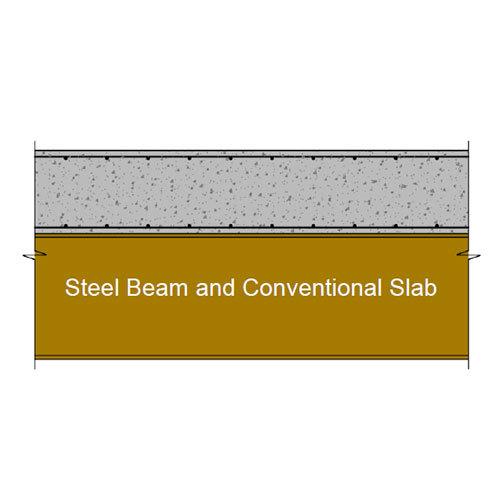 Reinforced Concrete Flat Slab