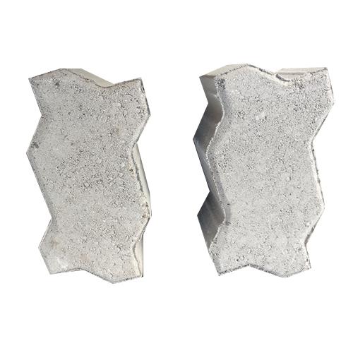 Zig Zag Concrete Paver