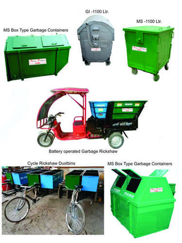 Solid Waste Management Equipments
