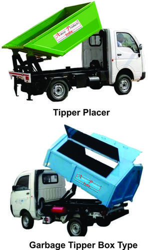 Garbage Tipper