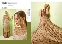 NEW  ANARKALI HEAVY LOG   GOWN