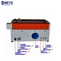 Small Laser Engraving Machine with Rise and Fall