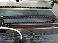 Small scale laser cutting machine