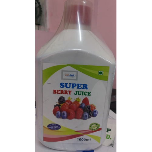 Super Berry Juice