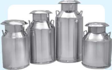 Stainless Steel Milk Can 50 l-40 l-30 l-20 l