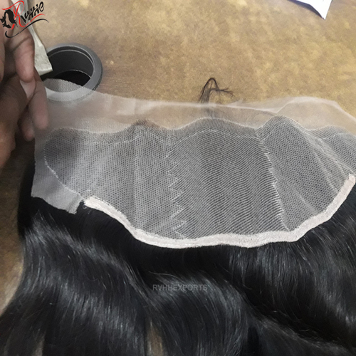 Full Front Lace Weave Human Hair
