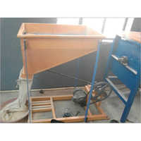 Agarbatti Raw Materials Sewing Machine