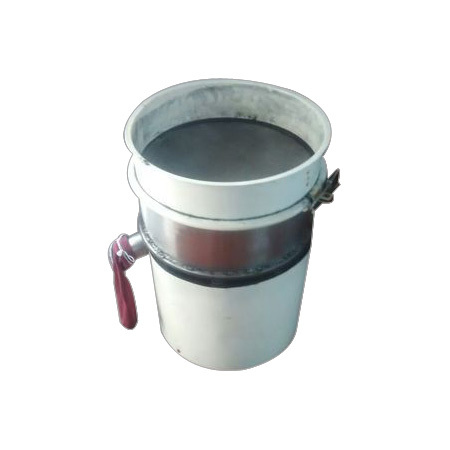 Agarbatti Powder Filtering Machine