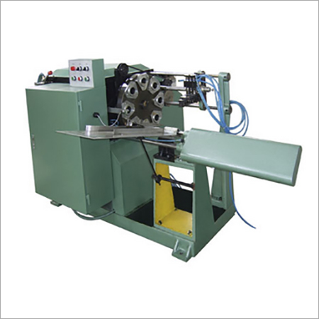 Internal Lacquering Machine