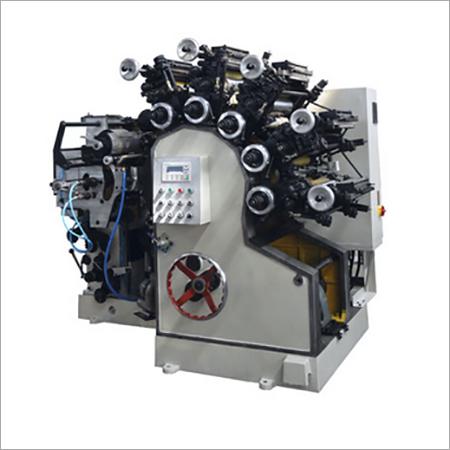 JRS02 5 Color Printing Machine