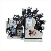 JRS03 6 Color Printing Machine