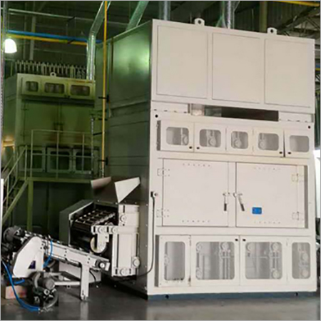 YR06B Lacquer Curing Oven Gas