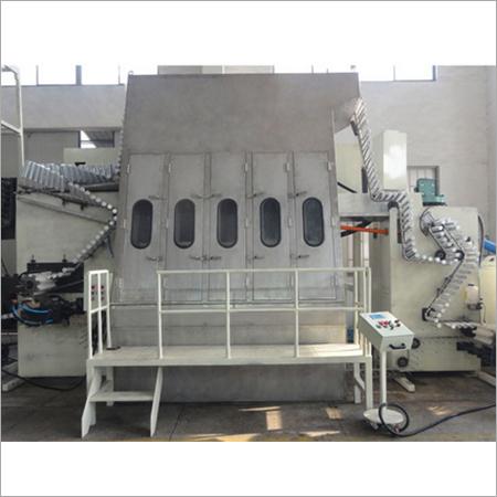 Aluminium Aerosol Cans Line