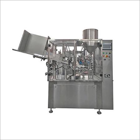 GZ02 Automatic Aluminium Tube Filling And Sealing Machine