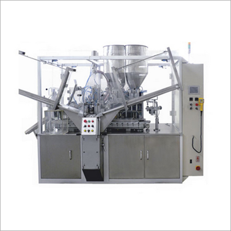 GZ05B Automatic 2 Color Toothpaste Filling and Sealing Machine