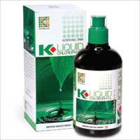 Chlorophyll Pharmaceutical Syrup