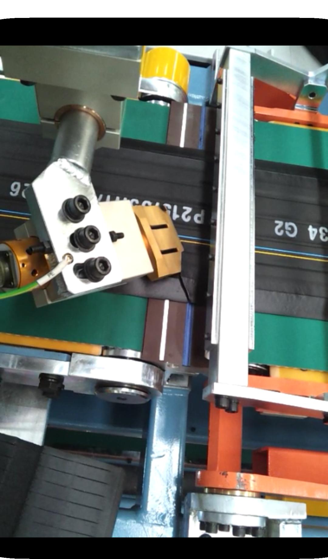 Automotive Fascia Punching & Welding System