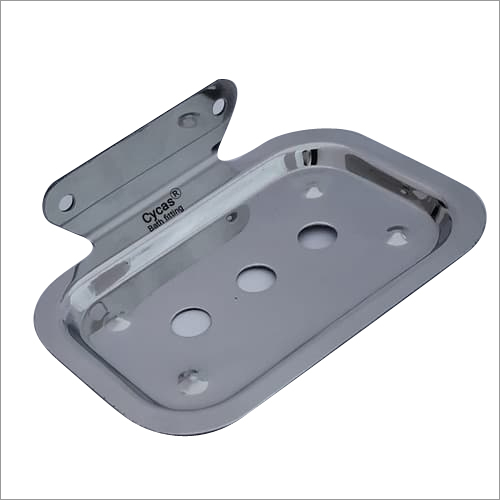 Stainless Steel Crista Soap Dish