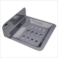 Stainless Steel Diamond Soap Dish