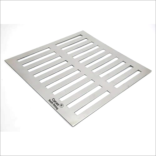 Stainless Steel Vertical Floor Drain Cover